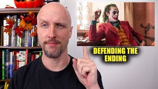 Doug Defends the Ending to Joker