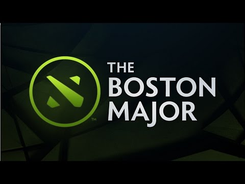EG vs VP Game 1 | The Boston Major 2016 Playoffs Bracket | Evil Geniuses vs Virtus pro