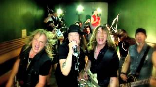 GOTTHARD - Yippie Aye Yay (OFFICIAL MUSIC VIDEO)