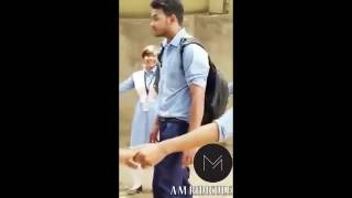 Love Proposal Dhaka Commerce College Polapain by MH Srishti
