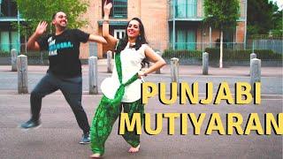 "Collaboration with Lasya Dance to ""Punjabi Mutiyaran"" by Jasmine Sandlas"