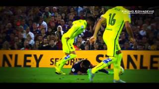 Neymar vs Ronaldo 2016 new goals and skills