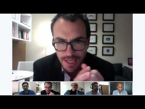 Coders & Creatives: Agile Creativity Hangout on Air