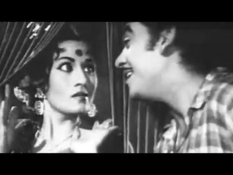 Chand Raat Tum Ho Saath - Kishore Kumar Madhubala Half Ticket...