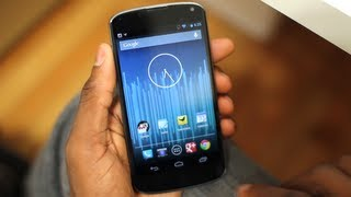 Google Nexus 4 Review!