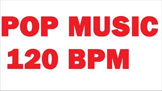 POP MUSIC DRUM BACKING TRACK α -120 BPM-