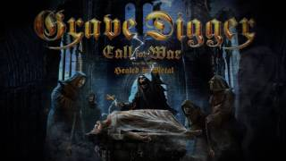 GRAVE DIGGER - Call For War (Lyric Video)