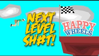 THESE LEVELS THO! [HAPPY WHEELS] [MADNESS]