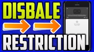 How To Turn Off Restricted Mode On Youtube On Phone