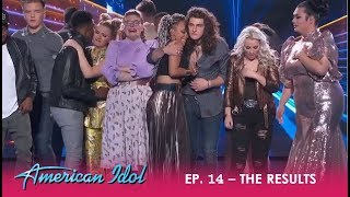 THE RESULTS: Here's Who Made it Into The Top 10! | American Idol 2018