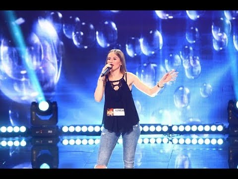 Delia - Ce are ea . Vezi aici cum cântă Ioana Suciu, la X Factor!