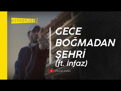 Joker & İnfaz - Gece Boğmadan Şehri (Prod. by İnfaz) [Video]