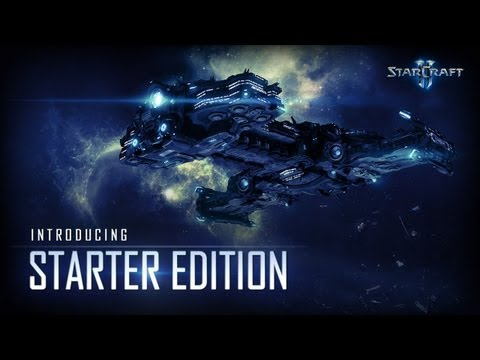 StarCraft II - Starter Edition