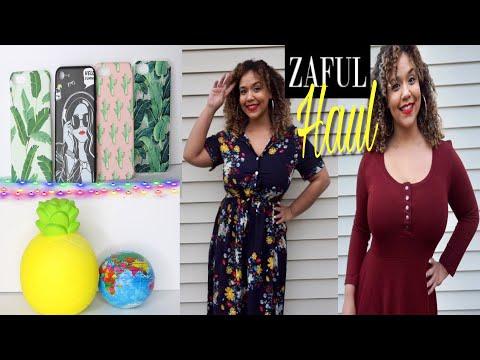 Zaful Haul - Stocking Stuffers and Christmas Gift Ideas