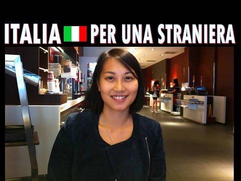 ITALIA VISTA DA UNA STRANIERA !!!