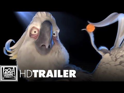 Rio - Angry Birds Rio Mashup (full-hd) - Deutsch   German video