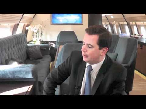 Dubai Airshow Arabian Aerospace TV Day 2