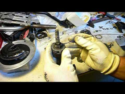 Servicing a Sachs Torpedo 3 speed internal gear hub