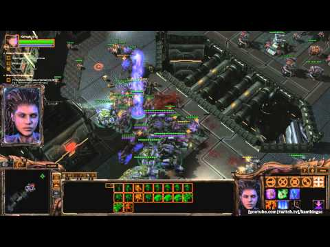 Starcraft II: Heart of the Swarm - Mastery Achievements 17 (Fast Break)