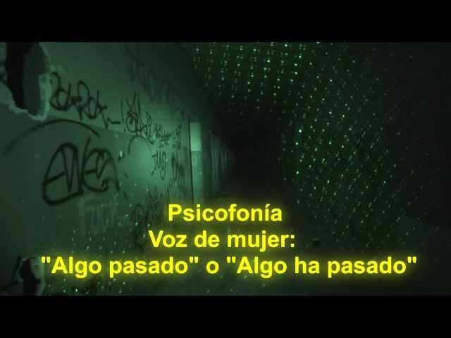 ERRANTIA investigación paranormal - El sanatorio Olvidado