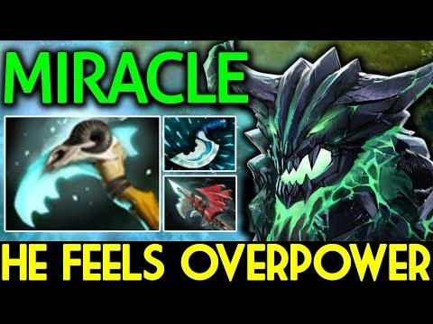 Miracle- Dota 2 [Outworld Devourer] He Feels Overpower