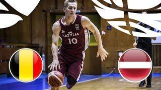 Бельгия до 20 : Латвия до 20