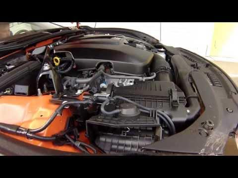 Lexus RC F - V8 Induction Sound