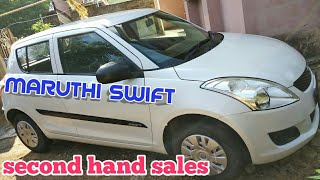 Maruthi Swift Second hands car sales