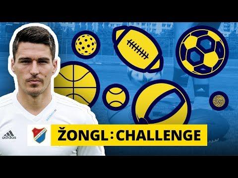 Žongl Challenge: Robert Hrubý