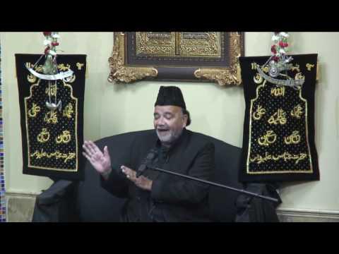 7th Muharram 1438:2016 Maulana Ajaz Hasnain Ghadeeri