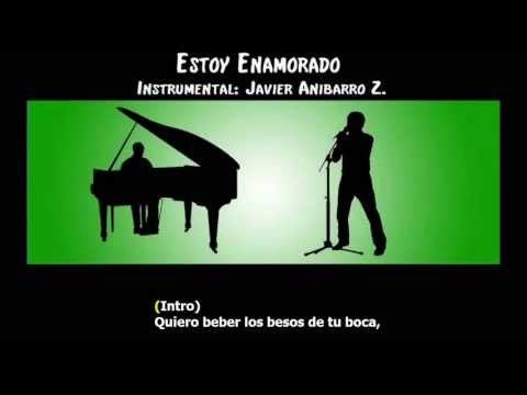 Donato Y Estefano, (thalia) - Estoy Enamorado (karaoke) (instrumental: Javier Anibarro Z.) video