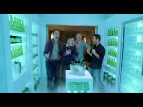 NEW Heineken Commercial verry funny