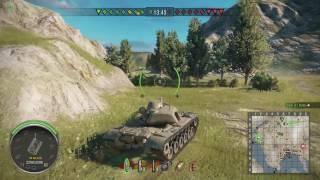 World of tanks Xbox One SBA vs TALOS
