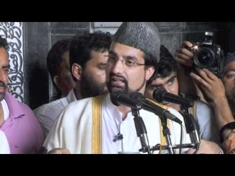 Jamia Masjid Speech August 13th 2010 Part 1