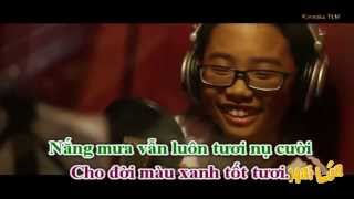 Cau ho dieu ly con day karaoke phuong my Chi