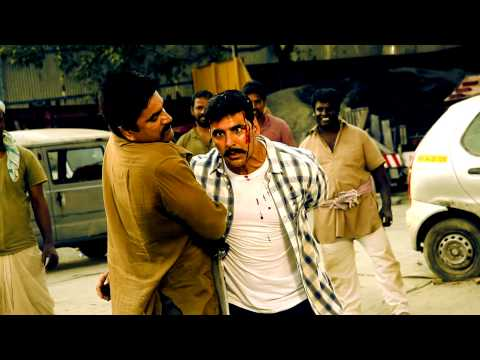 Dhamaal Action Sequences On The Sets Of Rowdy Rathore | Akshay Kumar video