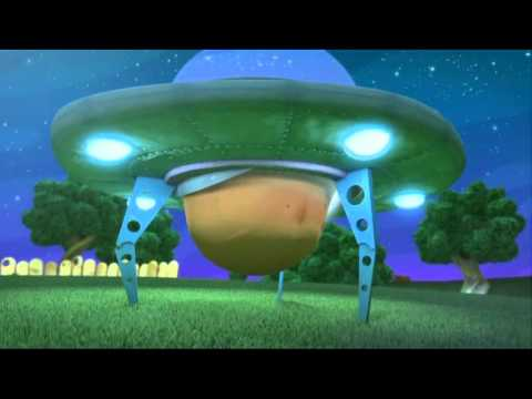 Glampersy - НЛО - коллекция мультфильмов