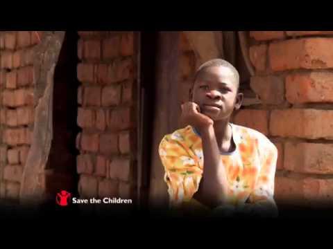 La testimonianza di Alessia Marcuzzi per Save The Children Italy