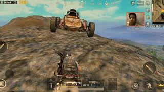 Funny playing pubg game 1