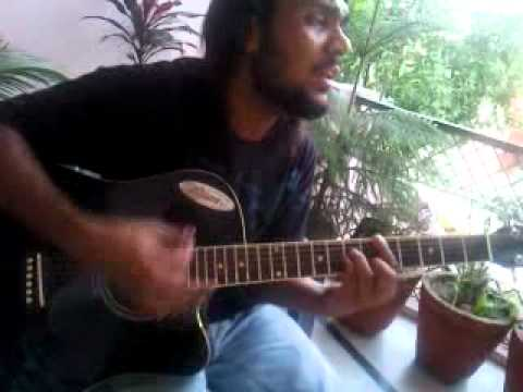 LEARN on Guitar Kabhi Na Kabhi to milo ge hamko yakeen h on ....