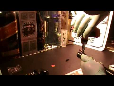 Installing Fire Sights on Ruger Mark III 22/45