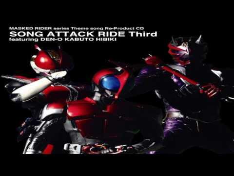 FlashBack (Ver. Rider Chips) Kamen Rider Hibiki