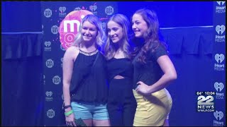 Download Lagu Brynn Cartelli meets fan after performance at MassMutual Center Gratis STAFABAND