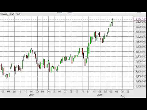Nikkei Index forecast for the week of March 16 2015, Technical Analysis