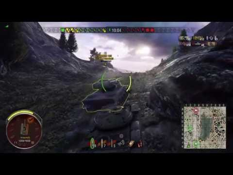 WORLD OF TANKS PS4 ESPAÑOL / T54 - 11 kills 8000 dmg