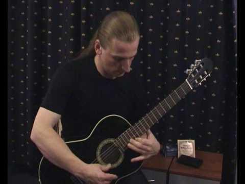 Nauka Gry Na Gitarze - Cancion Del Mariachi Z Filmu Desperado - Lekcja Gitary