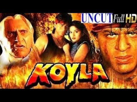 Koyla 1997HD   Shahrukh Khan   Madhuri   Hindi Full Movie   With Eng + Arabic Sub   YouTube thumbnail