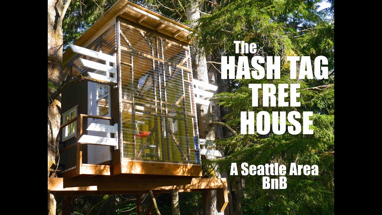 A new Tree House Rental by Tiny House/Home Designer....