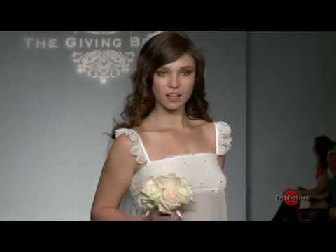 The Giving Bride - Sexy Lingerie Fashion Runway Show with hot models NY SS15 - 2 min preview