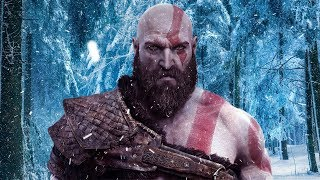 God of War ALL NORSE GOD Scenes (PS4 Pro)